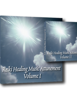 Audio Reiki Healing Vol 1 and 2